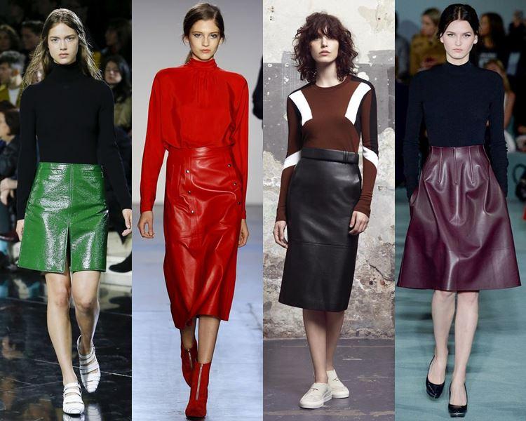 модные юбки осень-зима 2016-2017 тенденции (3)
