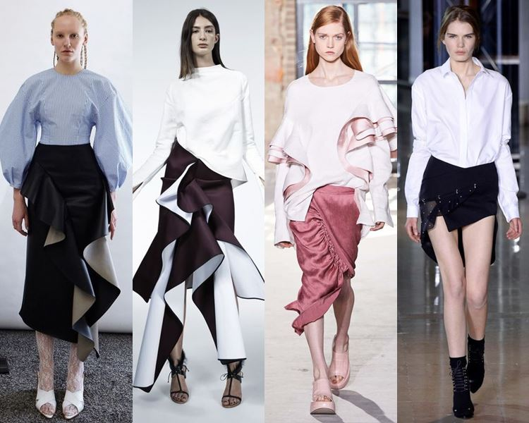 модные юбки осень-зима 2016-2017 тенденции (5)