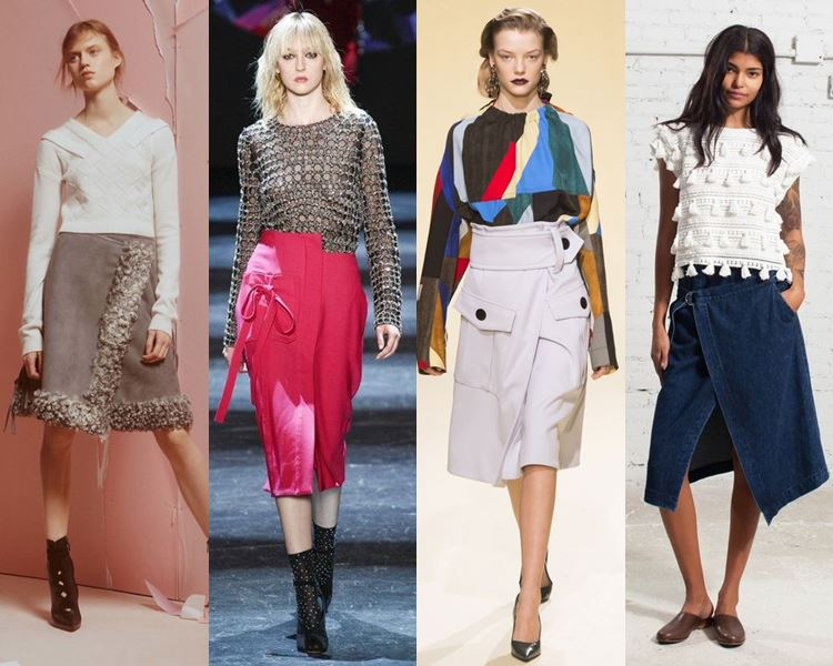 модные юбки осень-зима 2016-2017 тенденции (6)