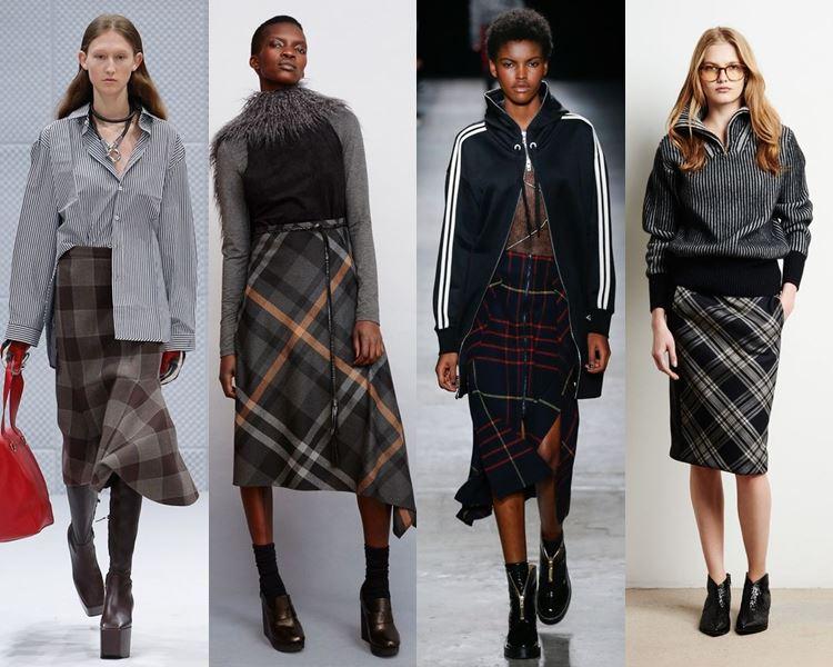 модные юбки осень-зима 2016-2017 тенденции (7)