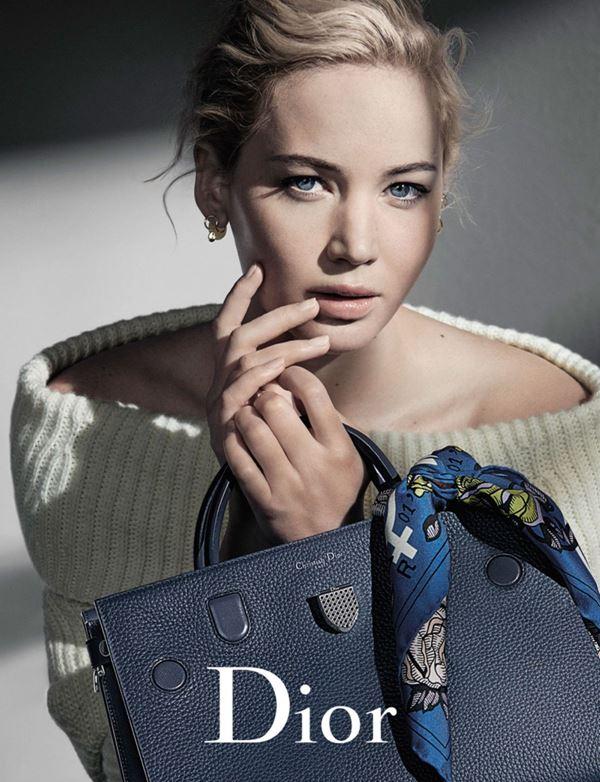 Дженнифер Лоуренс Dior 2016 сумки (1)