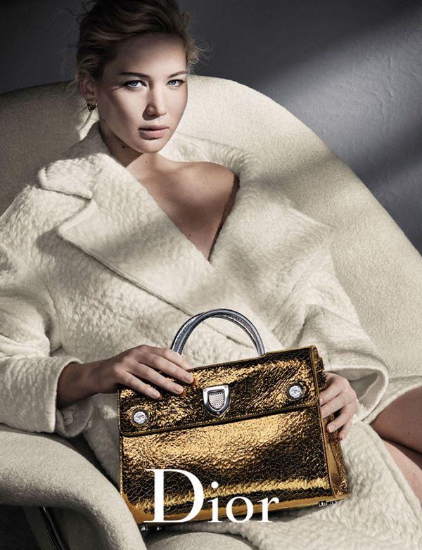 Дженнифер Лоуренс Dior 2016 сумки (2)