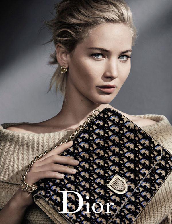 Дженнифер Лоуренс Dior 2016 сумки (3)