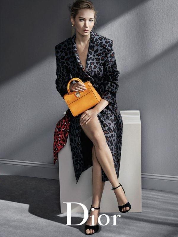 Дженнифер Лоуренс Dior 2016 сумки (5)