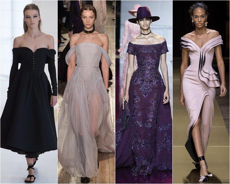 Модные вечерние платья осень-зима 2016-2017 (10)