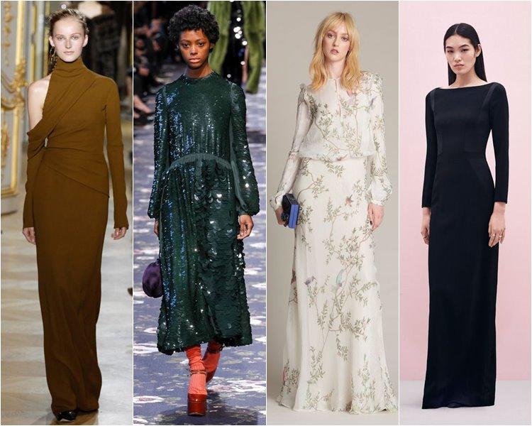 Модные вечерние платья осень-зима 2016-2017 (13)