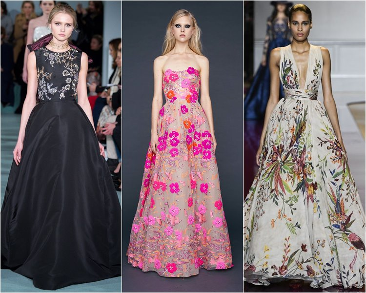 Модные вечерние платья осень-зима 2016-2017 (15)
