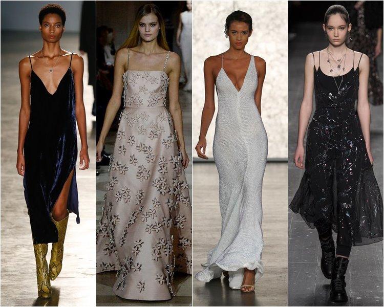 Модные вечерние платья осень-зима 2016-2017 (3)