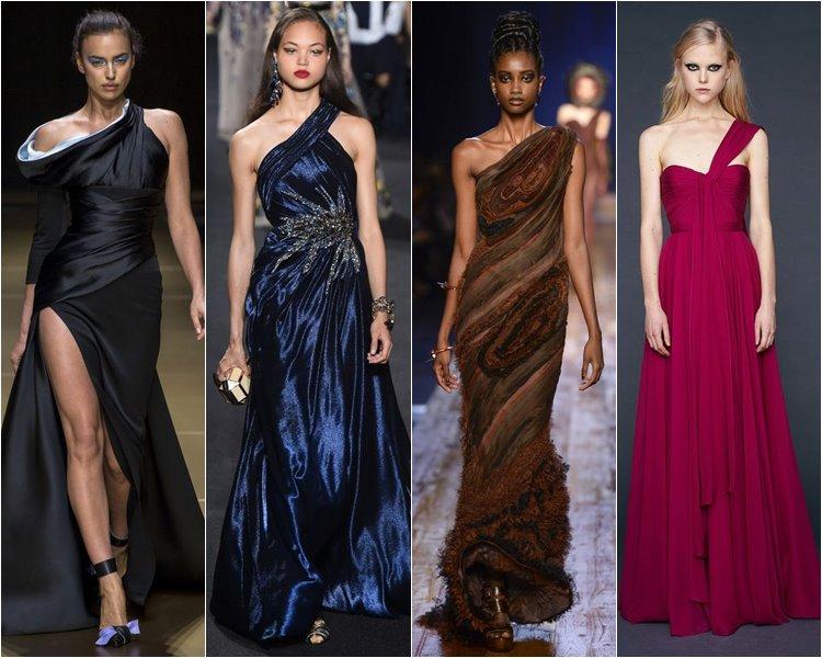 Модные вечерние платья осень-зима 2016-2017 (6)