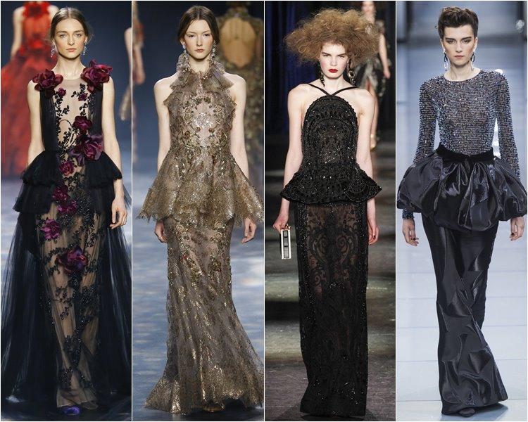 Модные вечерние платья осень-зима 2016-2017 (7)