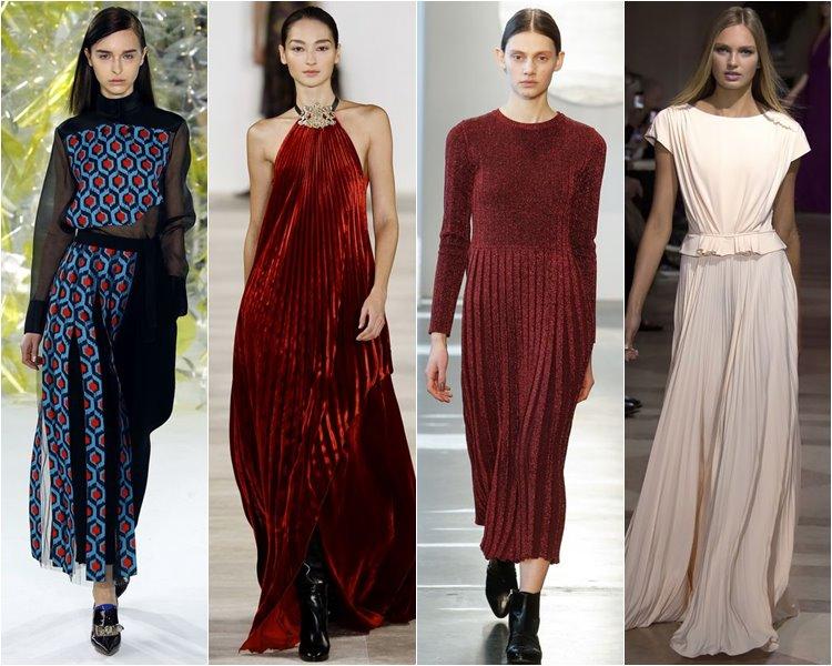 Модные вечерние платья осень-зима 2016-2017 (8)