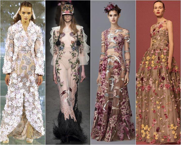 Модные вечерние платья осень-зима 2016-2017 (9)