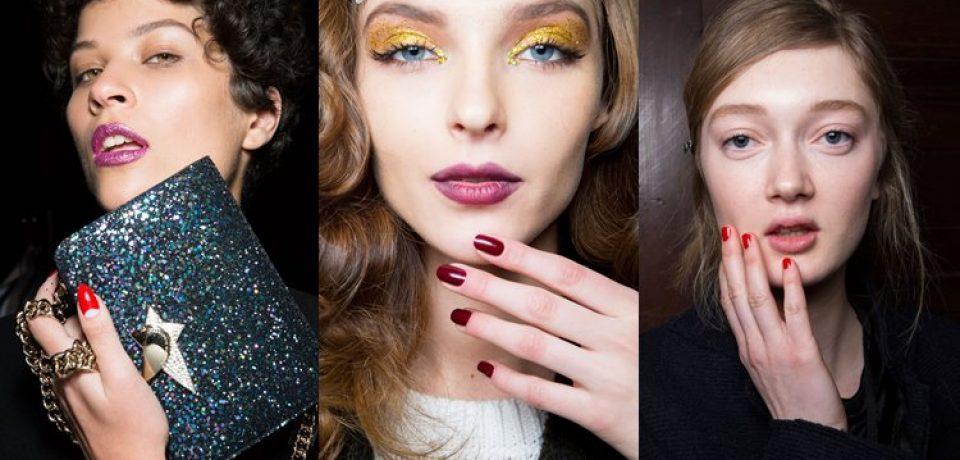 Модный маникюр осень-зима 2016-2017