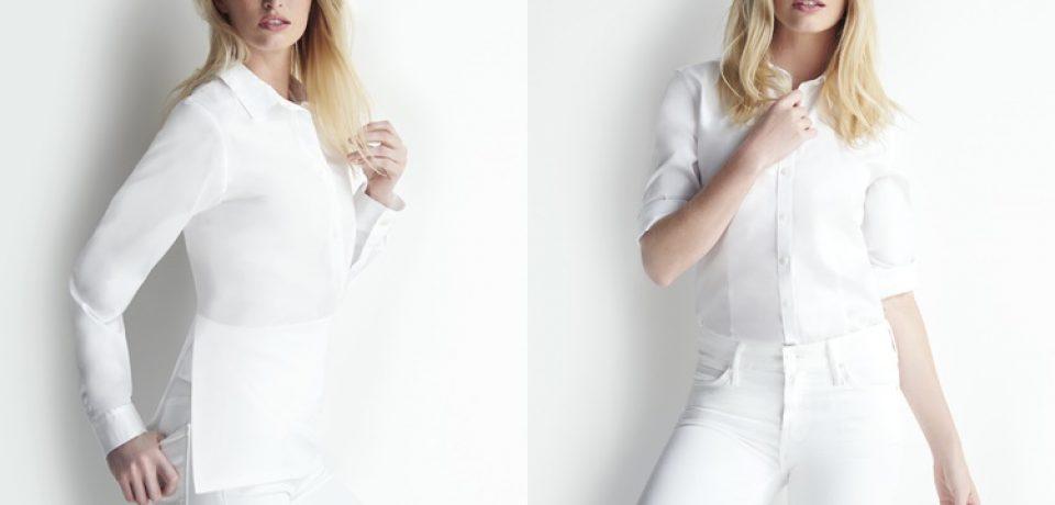 Модное посвящение белой рубашке от McArthurGlen