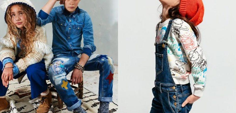 Детская мода: тенденции осень-зима 2016-2017