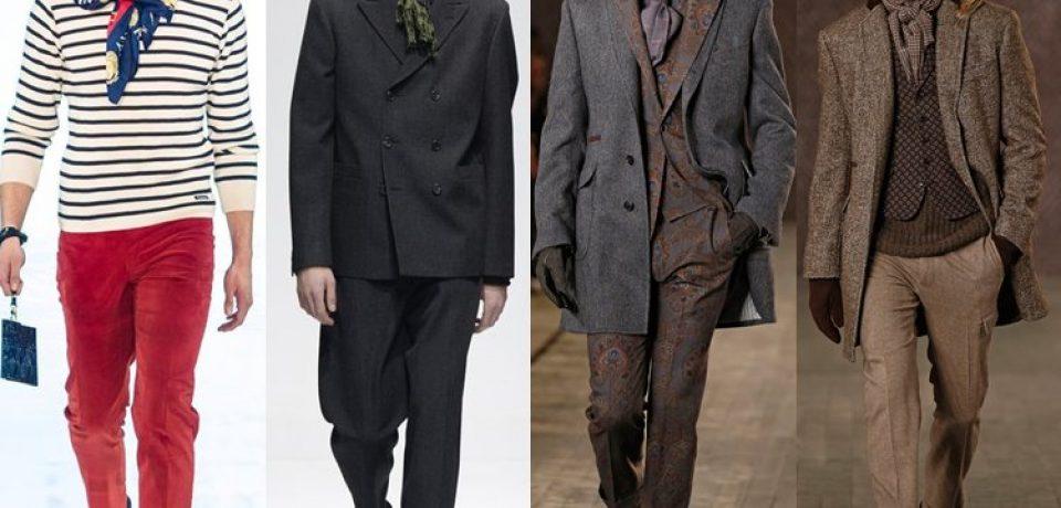 Мужская мода осень-зима 2016-2017: тенденции с подиума