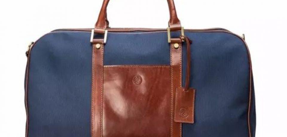 Мужские дорожные сумки 2016-2017