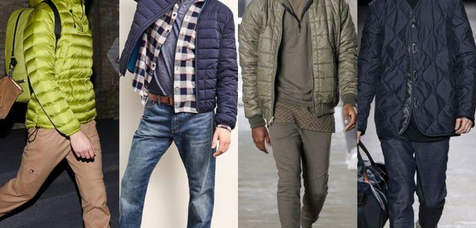 Мужские куртки осень-зима 2016-2017