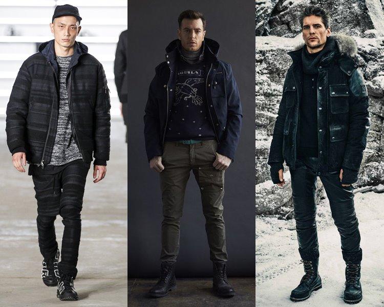 8906f84bd40 Мужские куртки осень-зима 2016-2017 – фото новинок