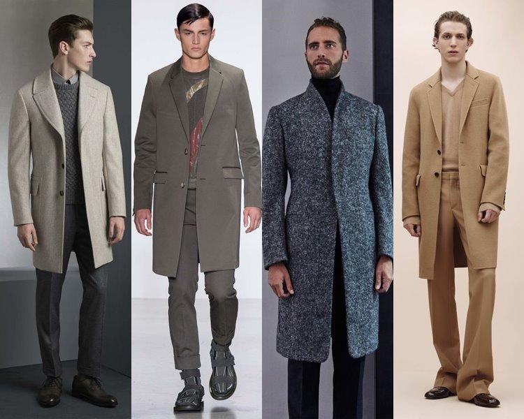 a493e3181f4 Мужские пальто осень-зима 2016-2017 - 40 фото новинок