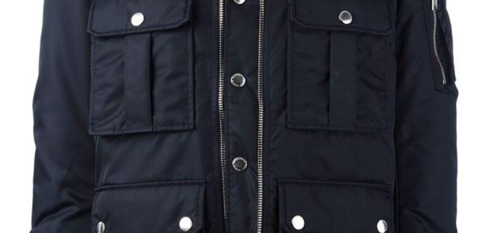 Мужские зимние куртки 2016-2017