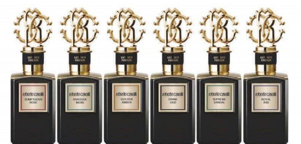 Аромат итальянской роскоши в парфюмерной коллекции Roberto Cavalli Gold Collection
