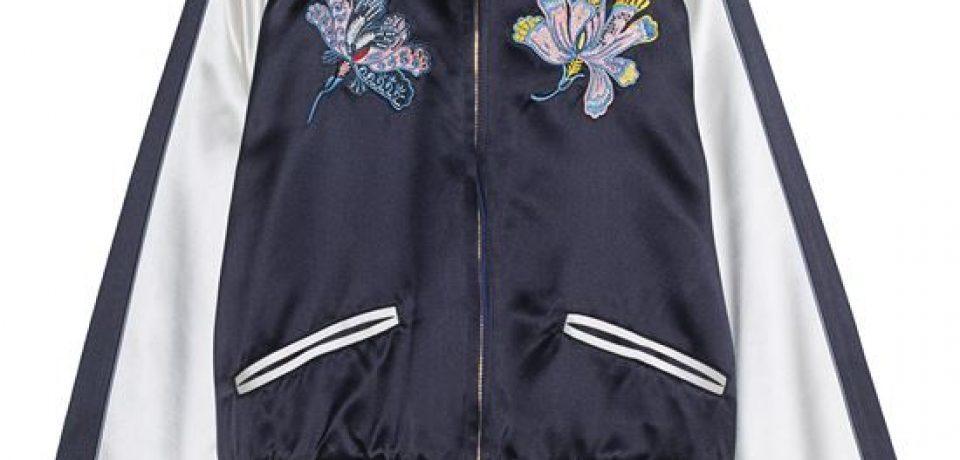Женские молодежные куртки осень-зима 2016-2017