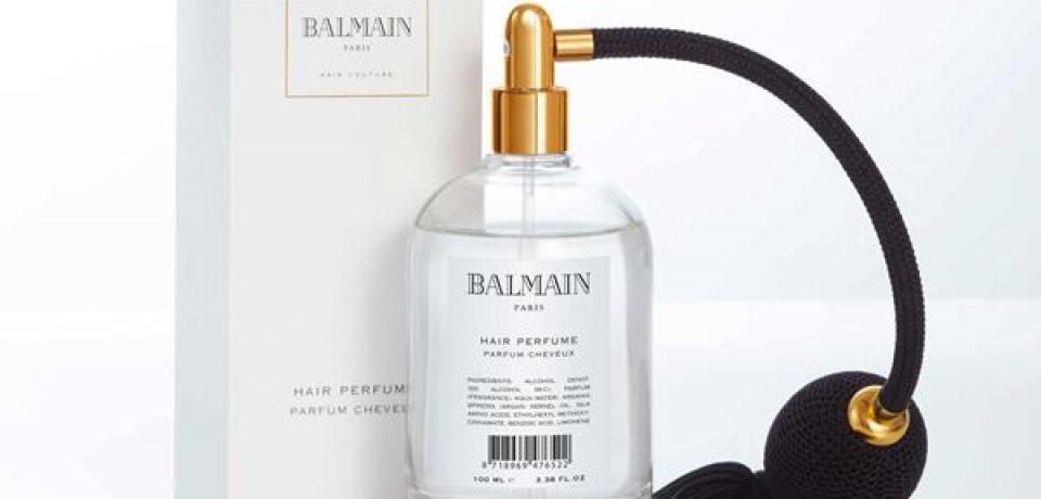 Balmain Hair Perfume Limited Edition – новый парфюмированный мист для волос
