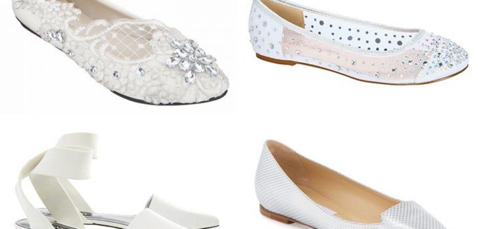 Свадебные туфли 2017: обувь модная и удобная