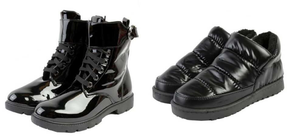 Коллекция зимней обуви от бренда ТВОЕ