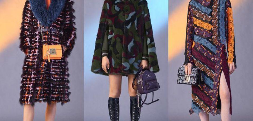 Коллекция Versace Pre-Fall 2017