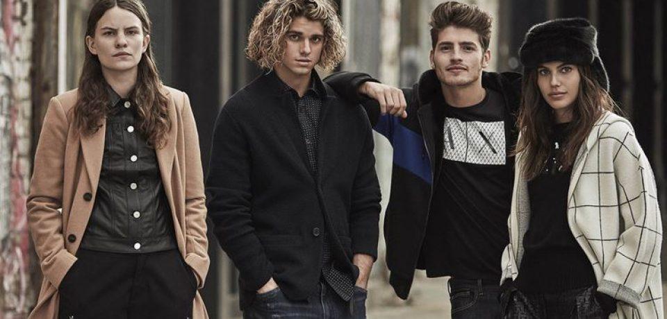 В бутиках Armani Exchange стартует сезонная распродажа