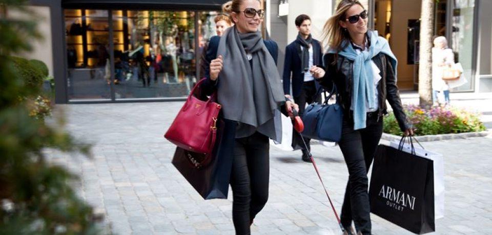 Новогодний шопинг в европейских дизайнерских аутлетах Mcarthurglen
