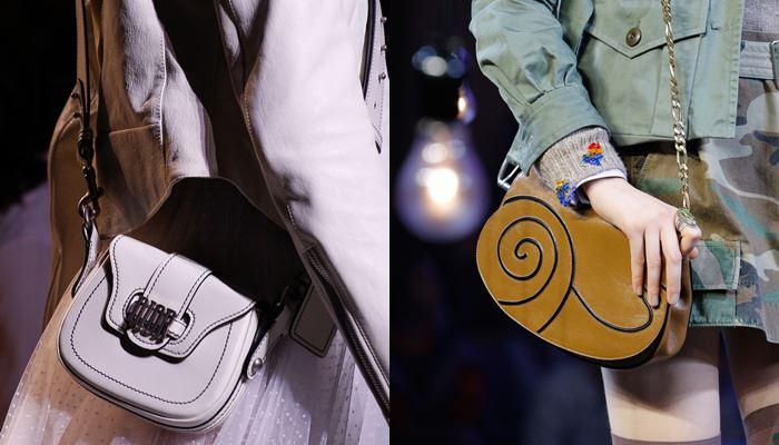 Модные женские сумки весна-лето 2017: ковбойский дизайн седло