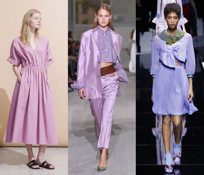 Модные цвета весна-лето 2017: лиловый и сиреневый