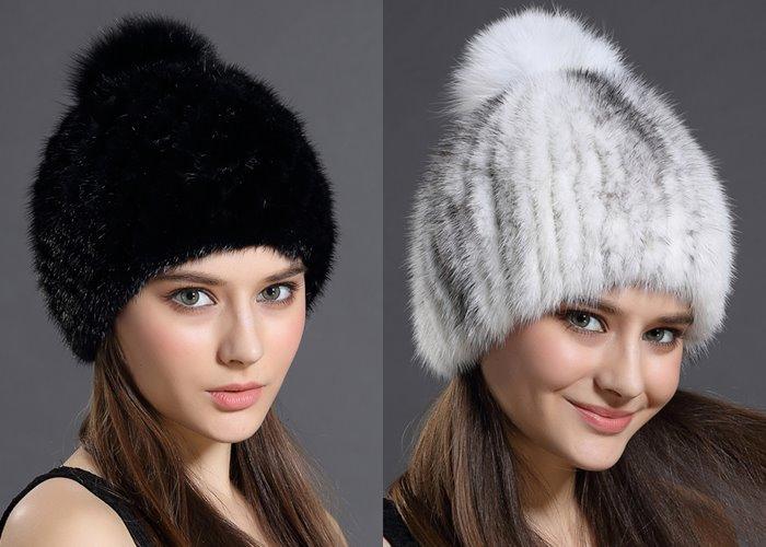 норковые шапки 2017 2017 женские