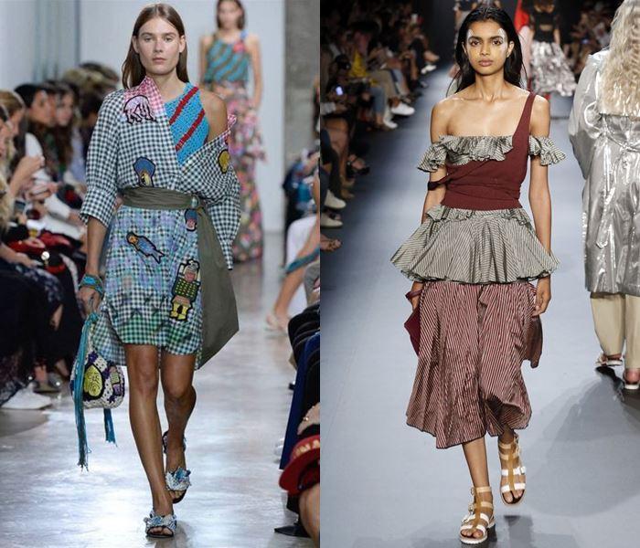 Тенденции моды весна-лето 2017: модная многослойность