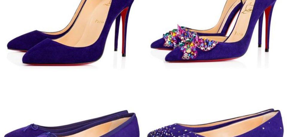 Коллекция обуви Christian Louboutin весна-лето 2017