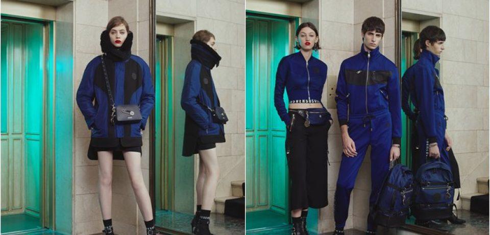 Коллекция Versus Versace Pre-Fall 2017