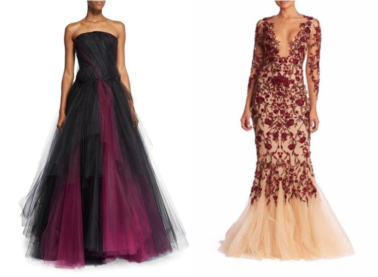 Модные вечерние платья 2017: воздушная тюлевая юбка