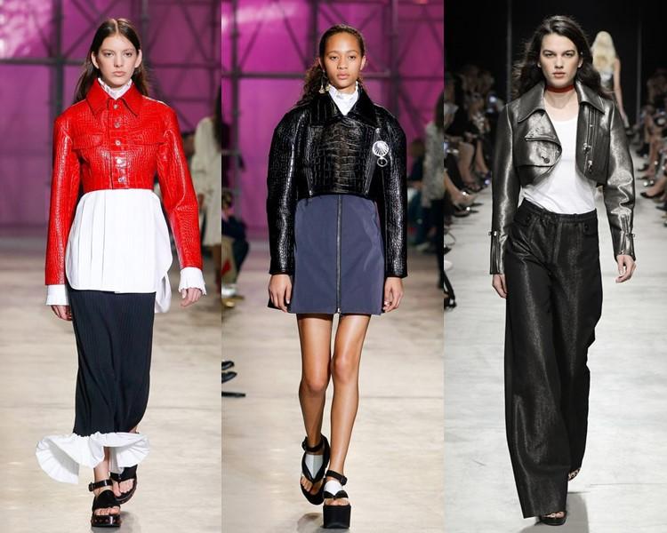 Джинсовые куртки versace