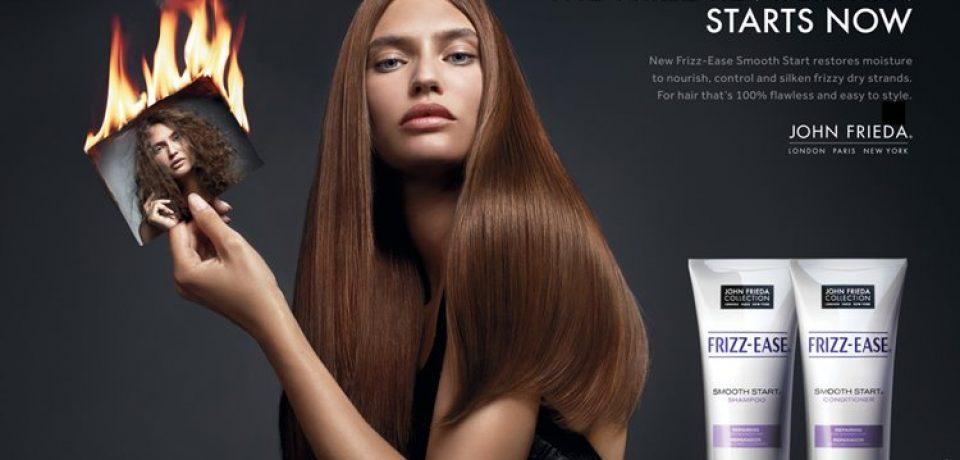 Джон Фрида: профессиональный подход к красоте волос