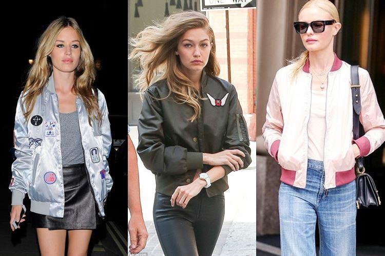 куртки бомберы фото женские