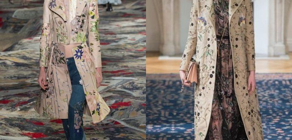 Модные женские пальто весна-лето 2017