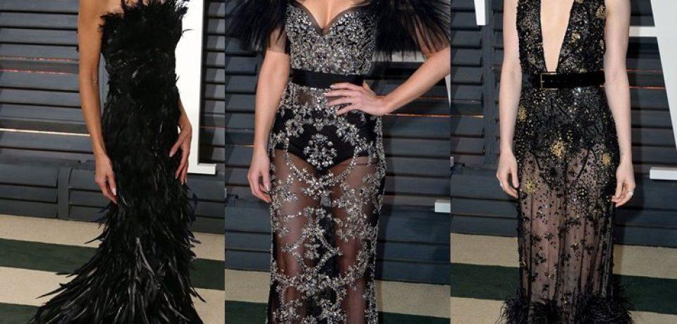 Афтепати «Оскара»-2017: наряды вечеринки Vanity Fair