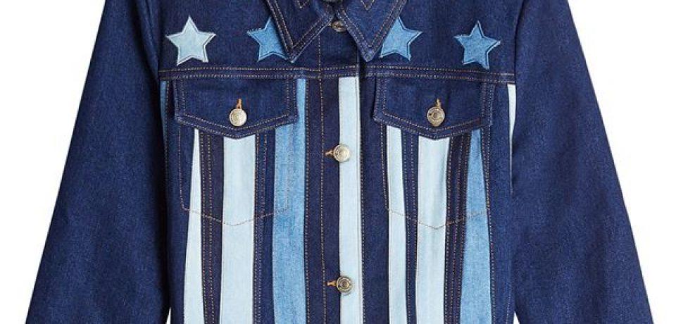 Женские джинсовые куртки и жакеты 2017
