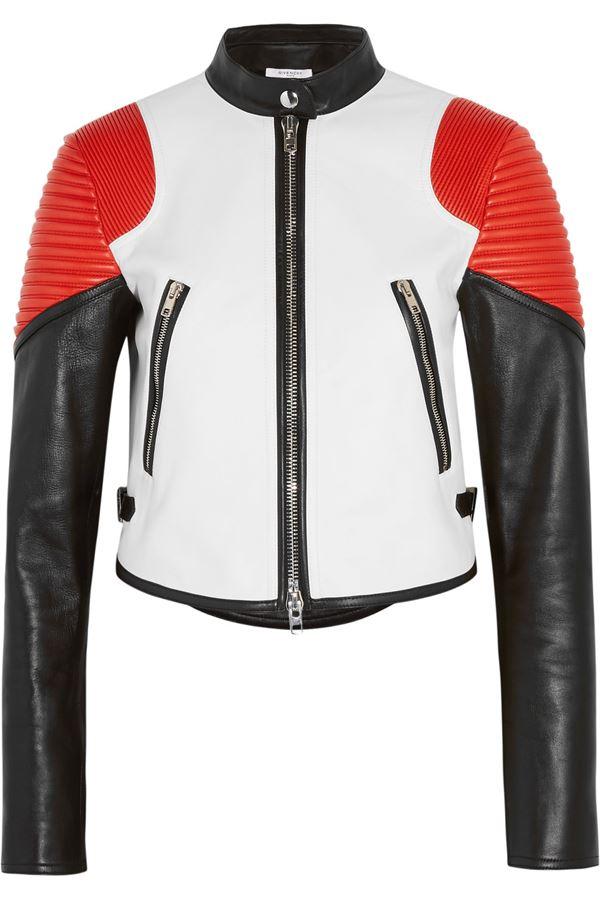 спортивная мотоциклетная кожаная куртка