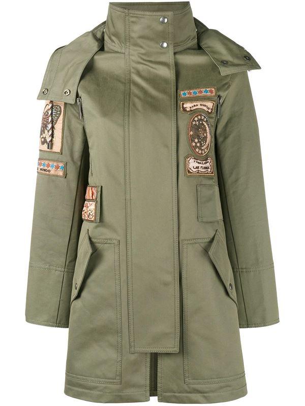 Женские пальто и куртки