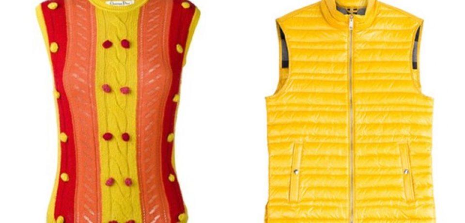 Модные женские жилеты: стили, модели, цвета