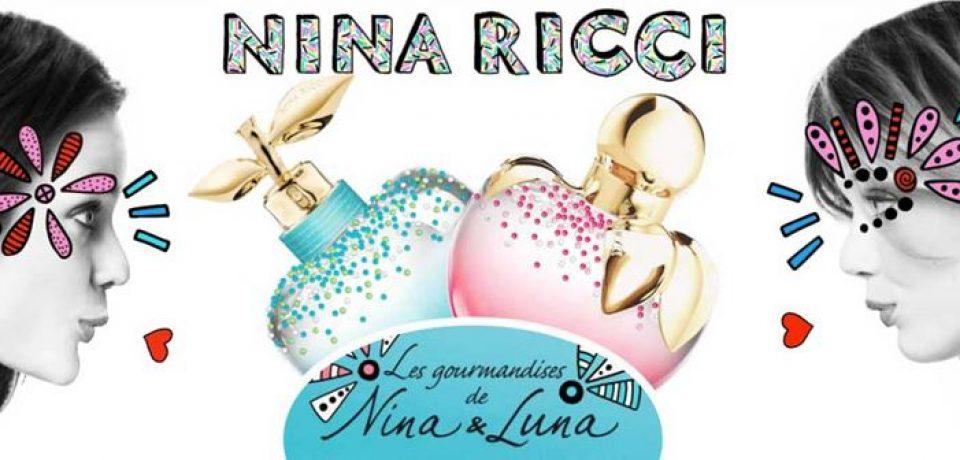 Les Gourmandises – новые версии ароматов Luna и Nina от Nina Ricci
